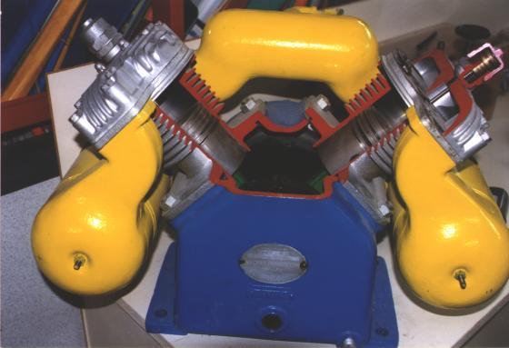 Compresseur piston